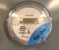 Opt out smart meter